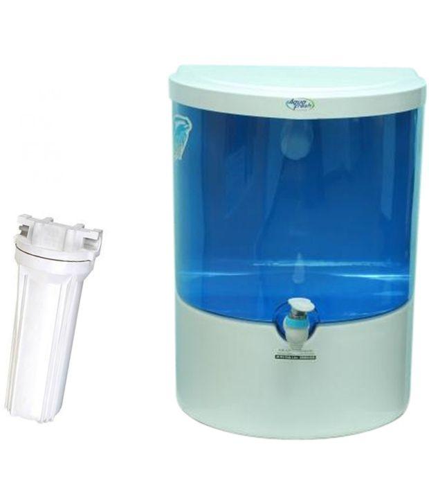 Aqua Fresh 10 Ltrs Dolphin Ro Uv Water Purifier Has Pre Filter