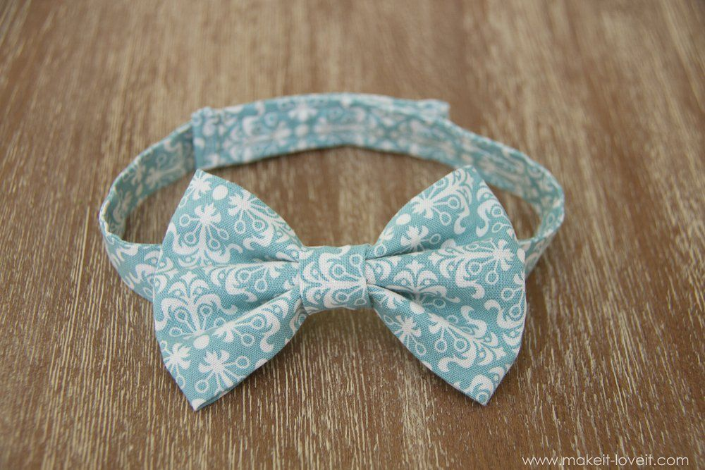 Bow Tie Sewing Pattern Free Choice Image - origami instructions easy ...