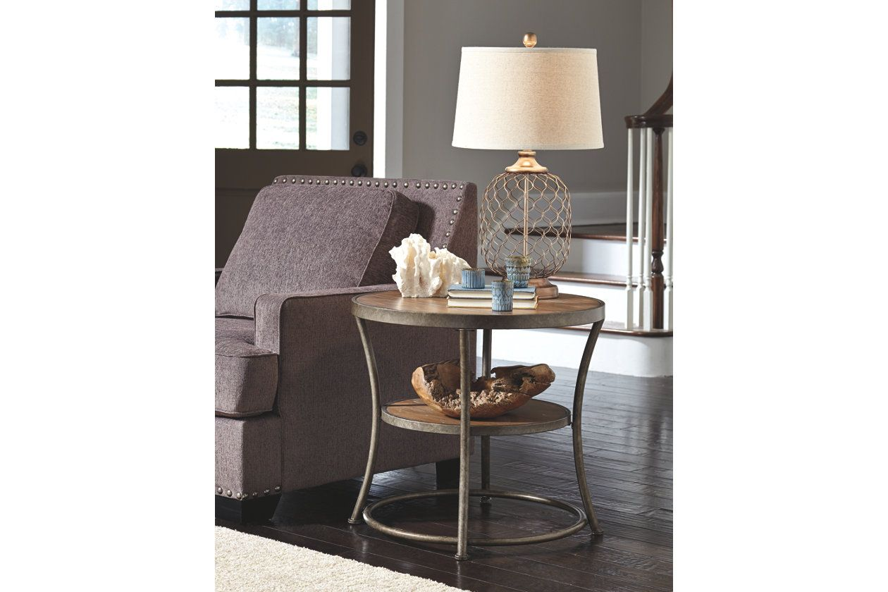 Super Nartina End Table Ashley Furniture Homestore Tables Pdpeps Interior Chair Design Pdpepsorg