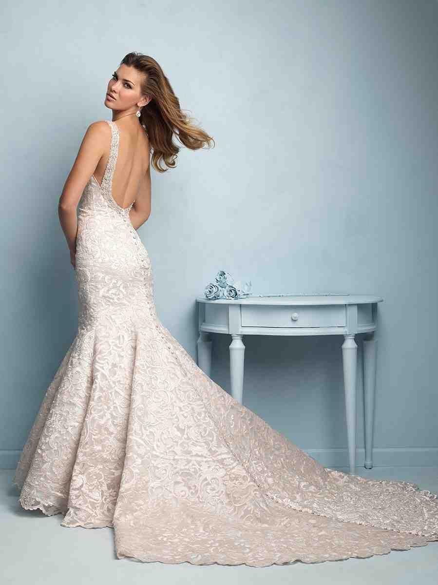 Trumpet Cut Wedding Dress | trumpet wedding dresses | Pinterest
