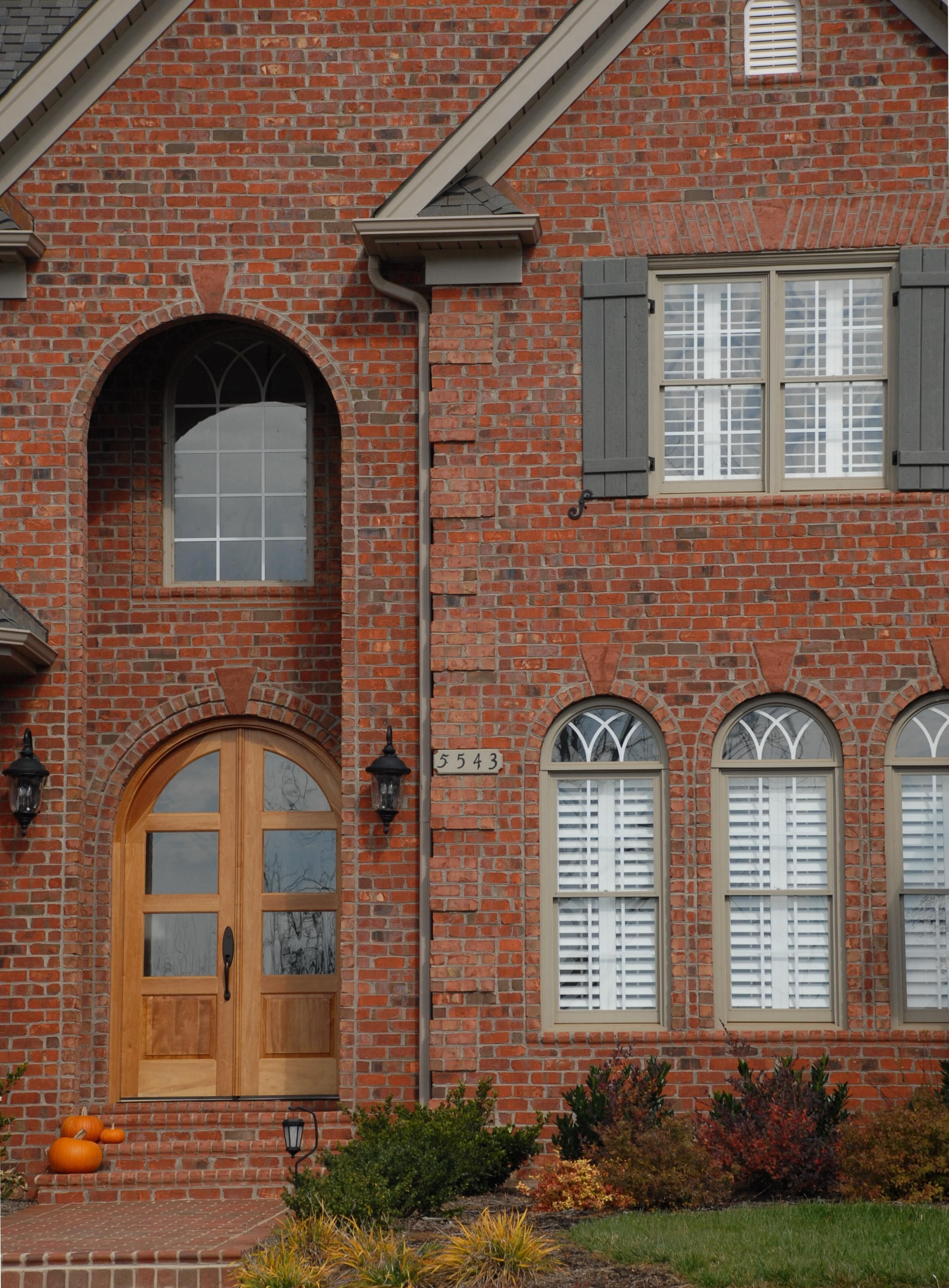 From Semicircular Arches And Keystones To Windows Framed