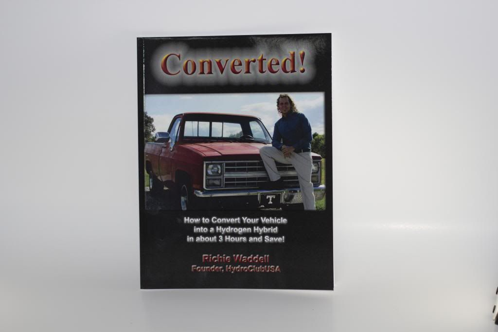 Hydroclubusa Step By Step Conversion Manual Vehicle Conversion Alternative Fuel Sustainable Energy