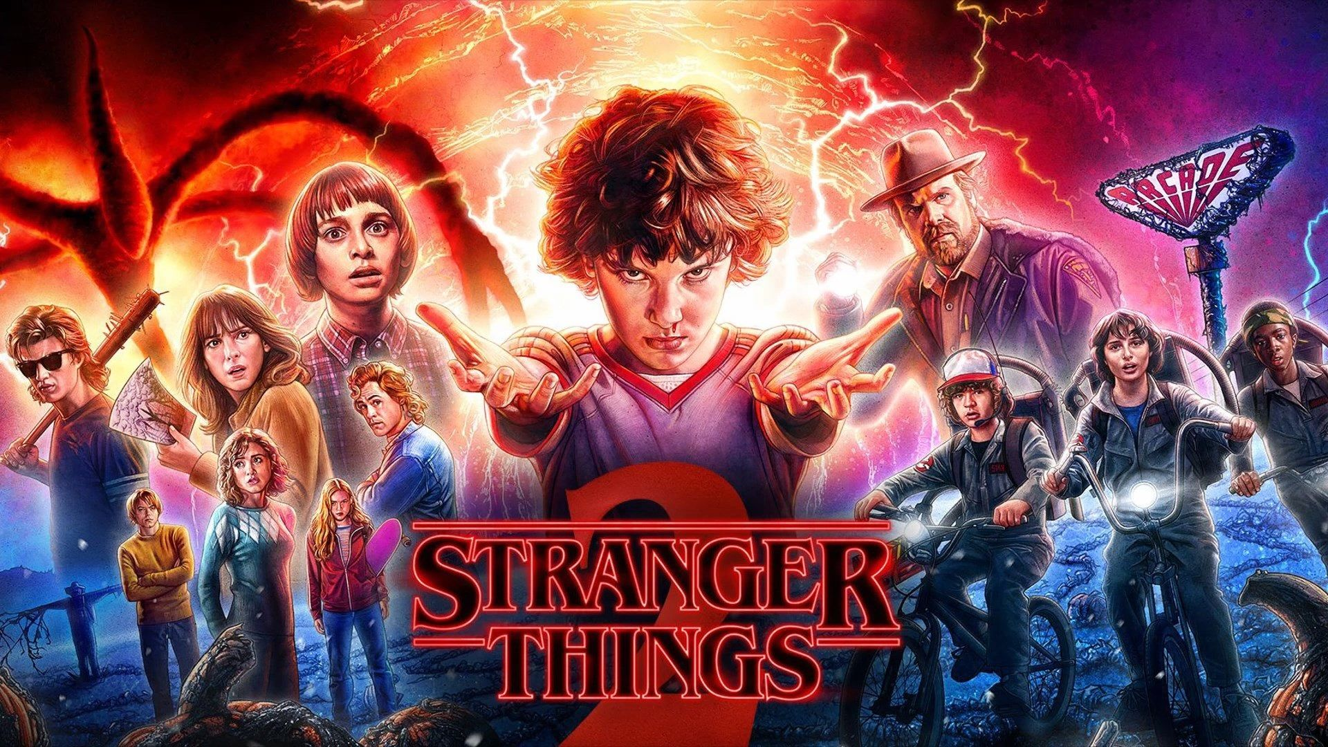 1920x1080 stranger things desktop background wallpaper hd