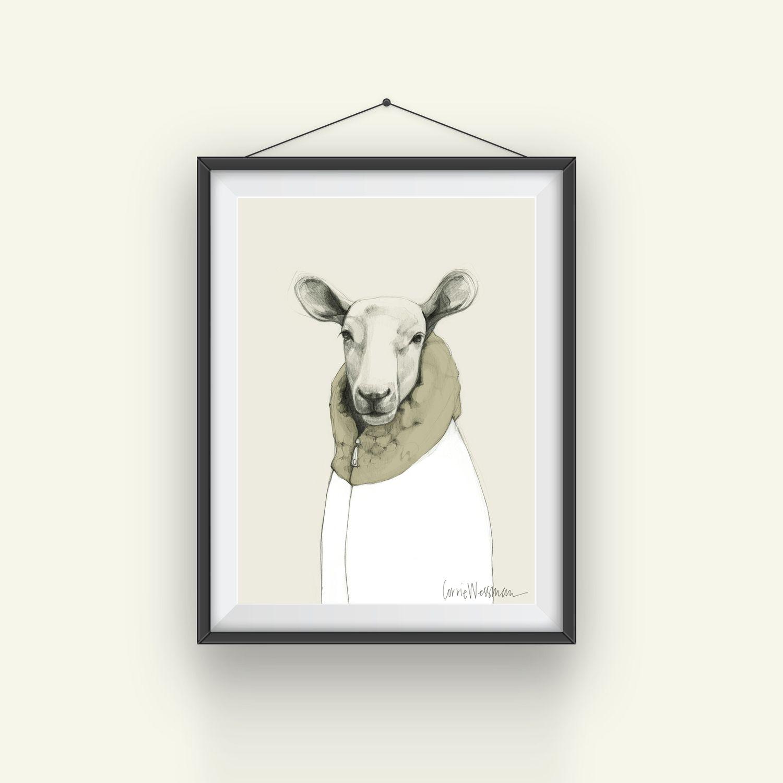 Framed_SheepInSheepsClothing.jpg