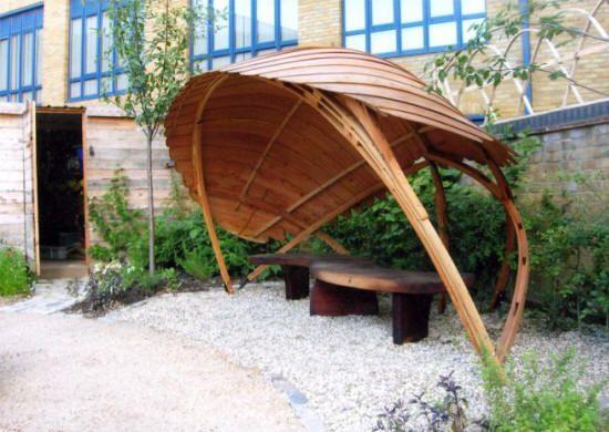 Garden Shelter Google Search Arsitektur Presentasi