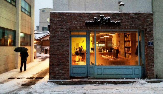 Duomo Books and Cooks, Seoul