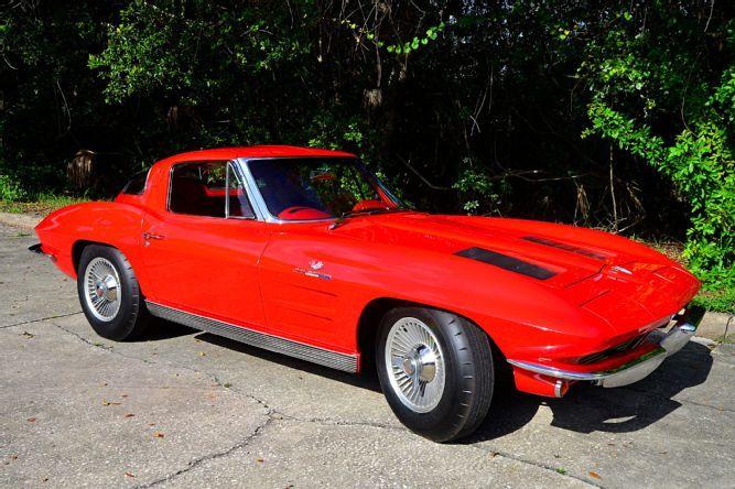 Corvette giveaway
