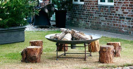 Feuerschalen - Blickpunkt Garten   Gartenideen   Pinterest ...