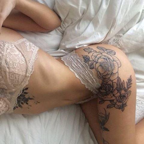 44++ Tatouage sur l aine femme inspirations