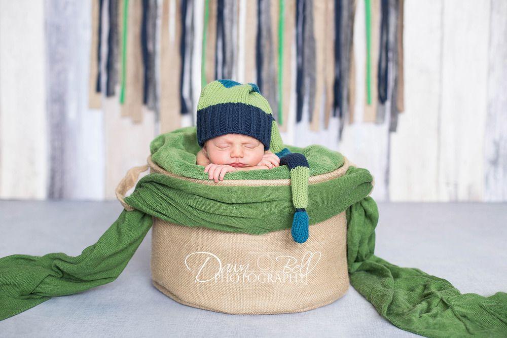 newborn baby boy green blue burlap brown basket manitoba.jpg