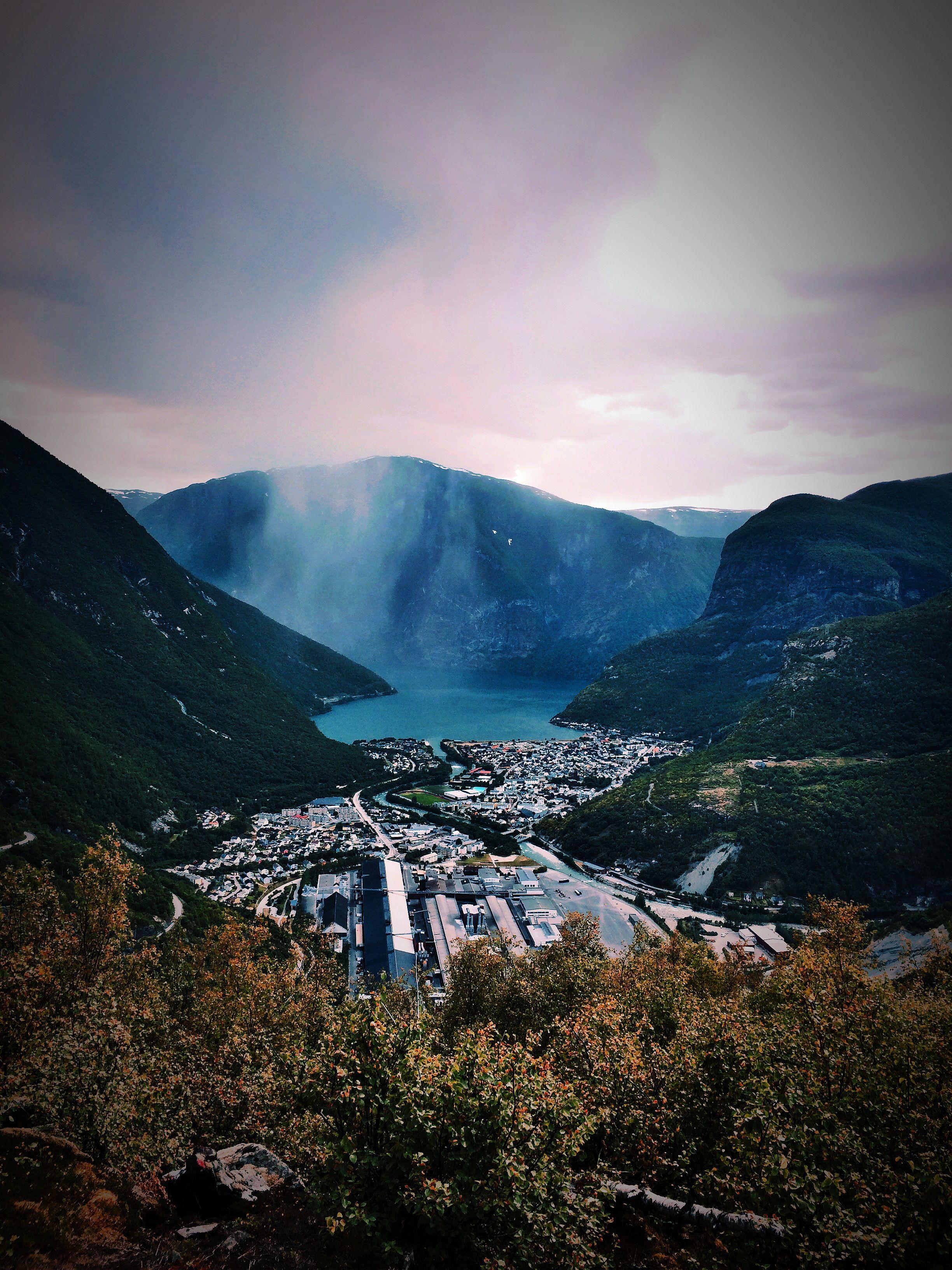 Fugleasen Natural Landmarks Norway Nature