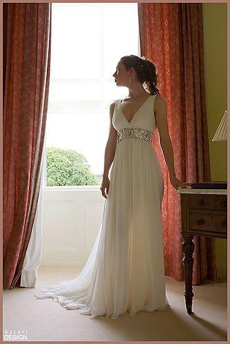 Greek Goddess Bridesmaid Dresses | greek goddess wedding