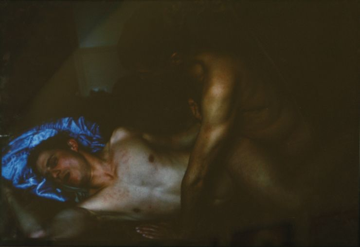 Pin En Nan Goldin