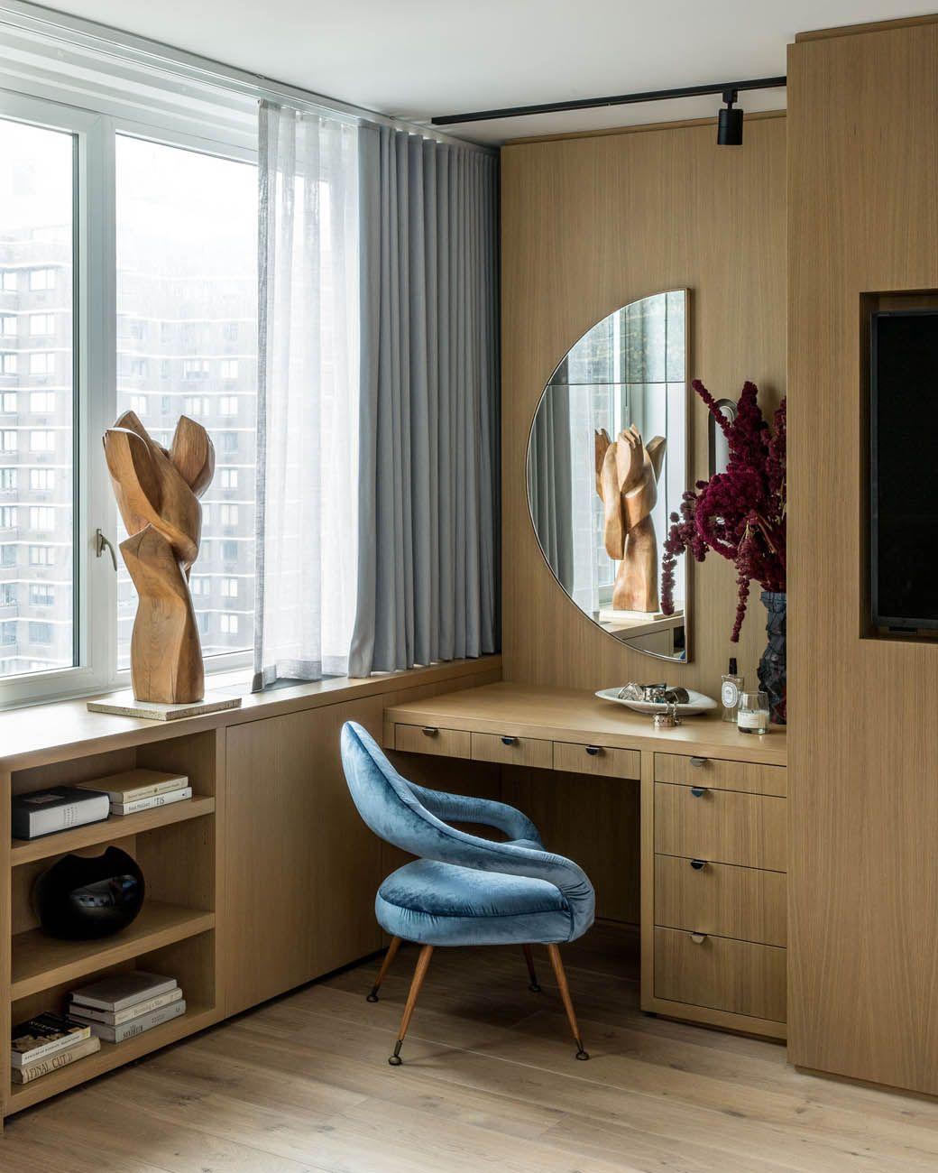 Badezimmer ideen dekor klein a new york apartment inspired by rousseau  rue  wohnen  pinterest