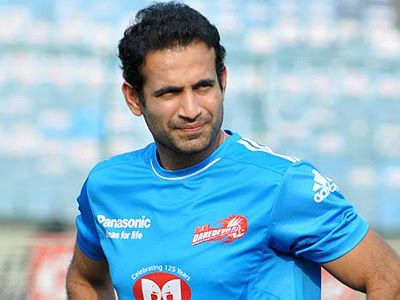 The shadow of destination: Famous cricketer -Irfan Pathan to come in'' Jhalak...