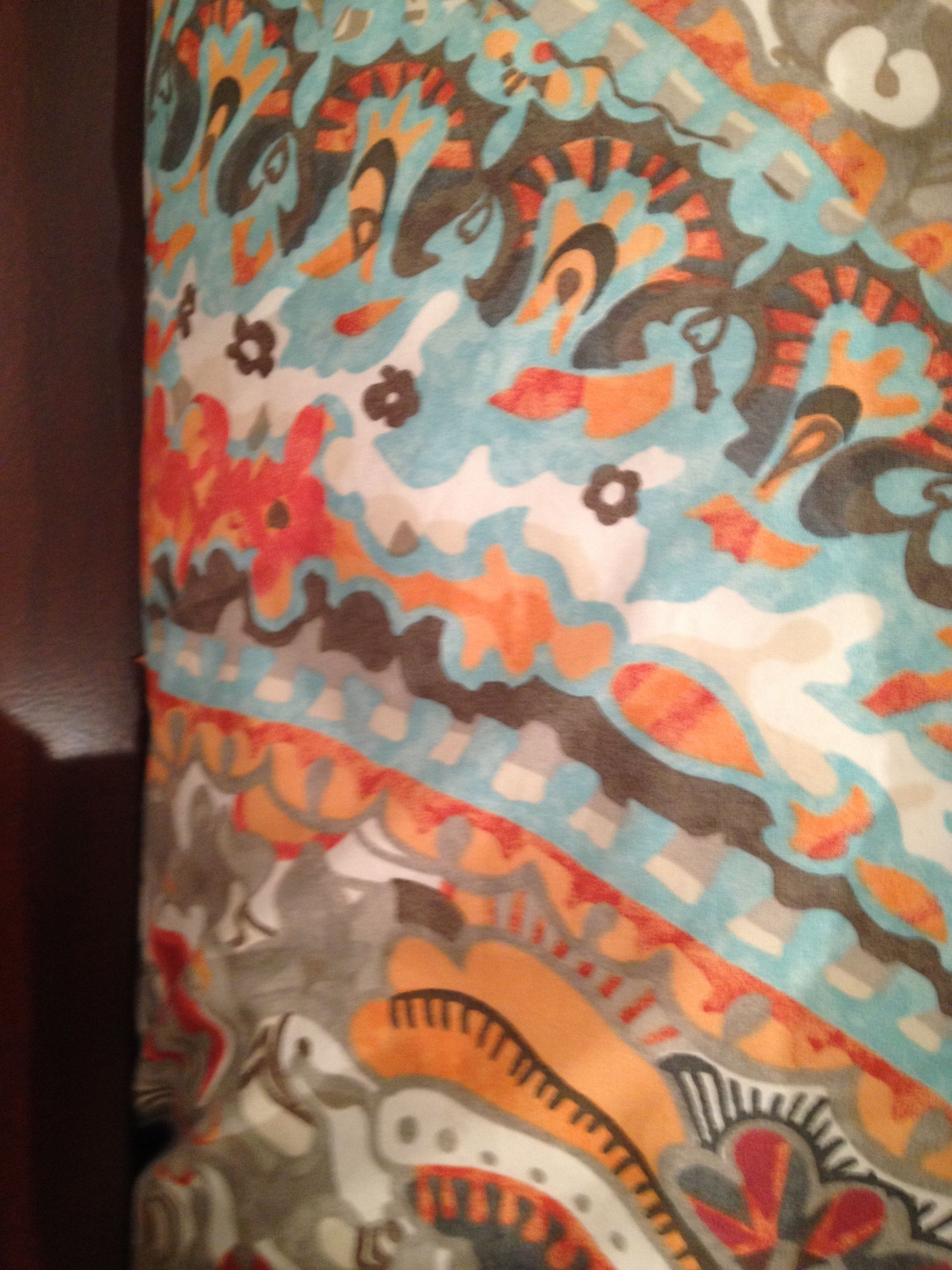 Close Up Of Paloma Paisley Bedroom Upgrade Beautiful