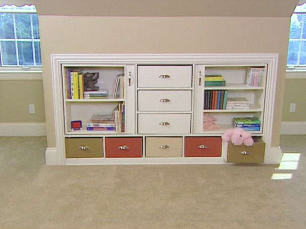 13 clever space saving solutions and storage ideas - Space saving garage shelves ideas must have ...