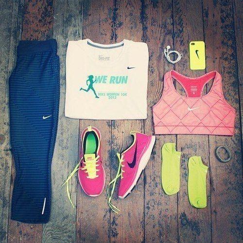 We run!!!