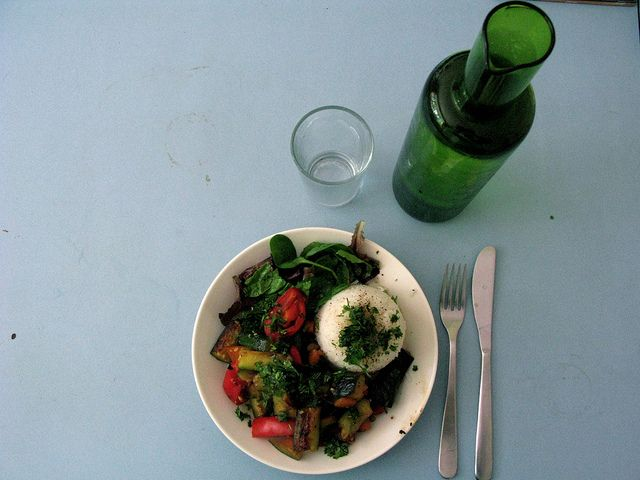 healthy eating by paola mollica, via Flickr
