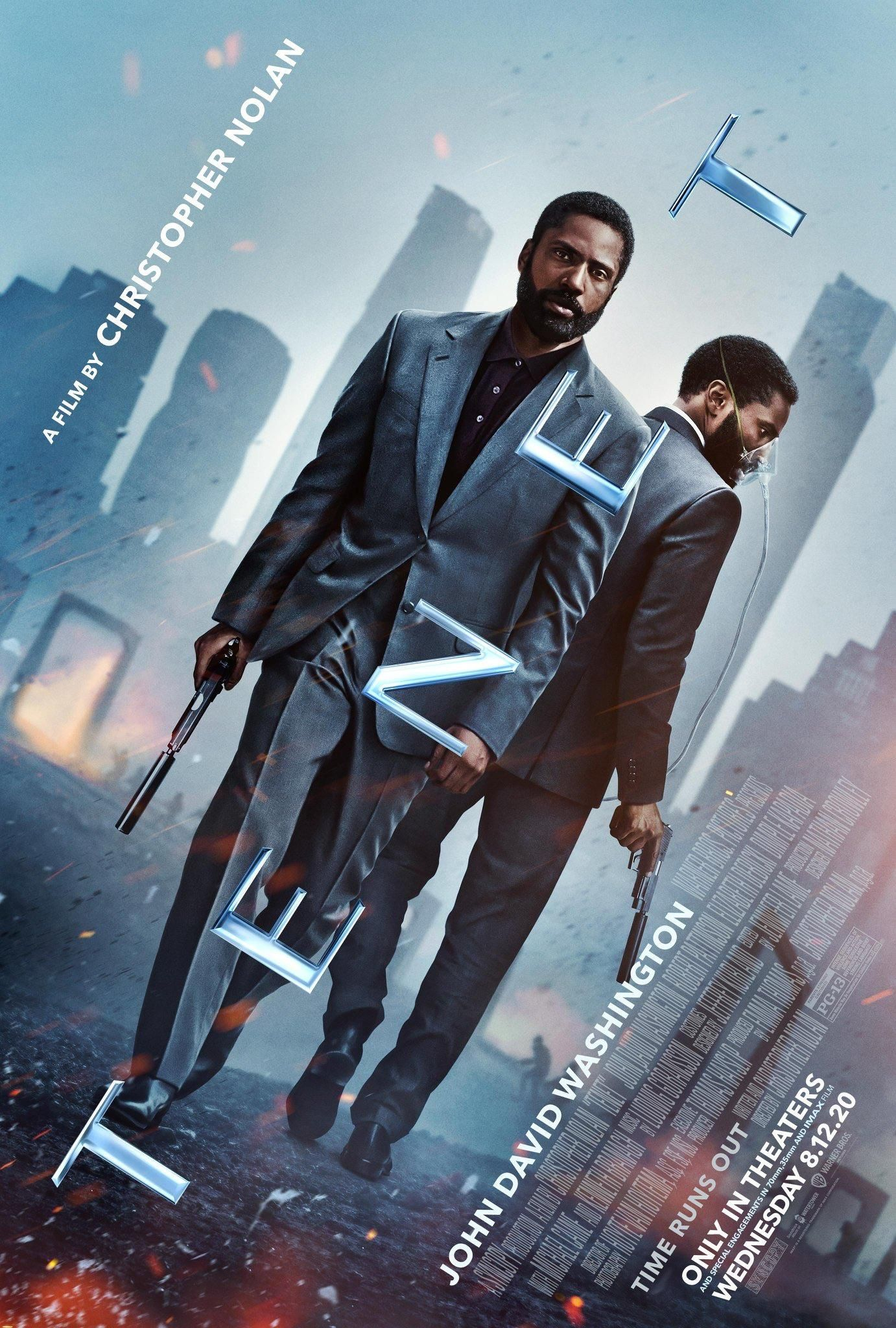 New Tenet Poster 1382x2048 New Movies New Movies 2020 New Poster