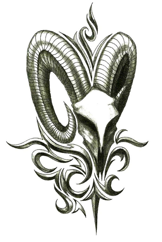 Pin By Tim Hull On Ram Stuff Aries Tattoo Tattoos Body Art Tattoos