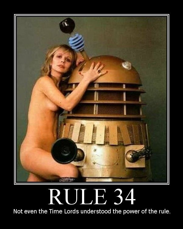 Dr Who Rule 34