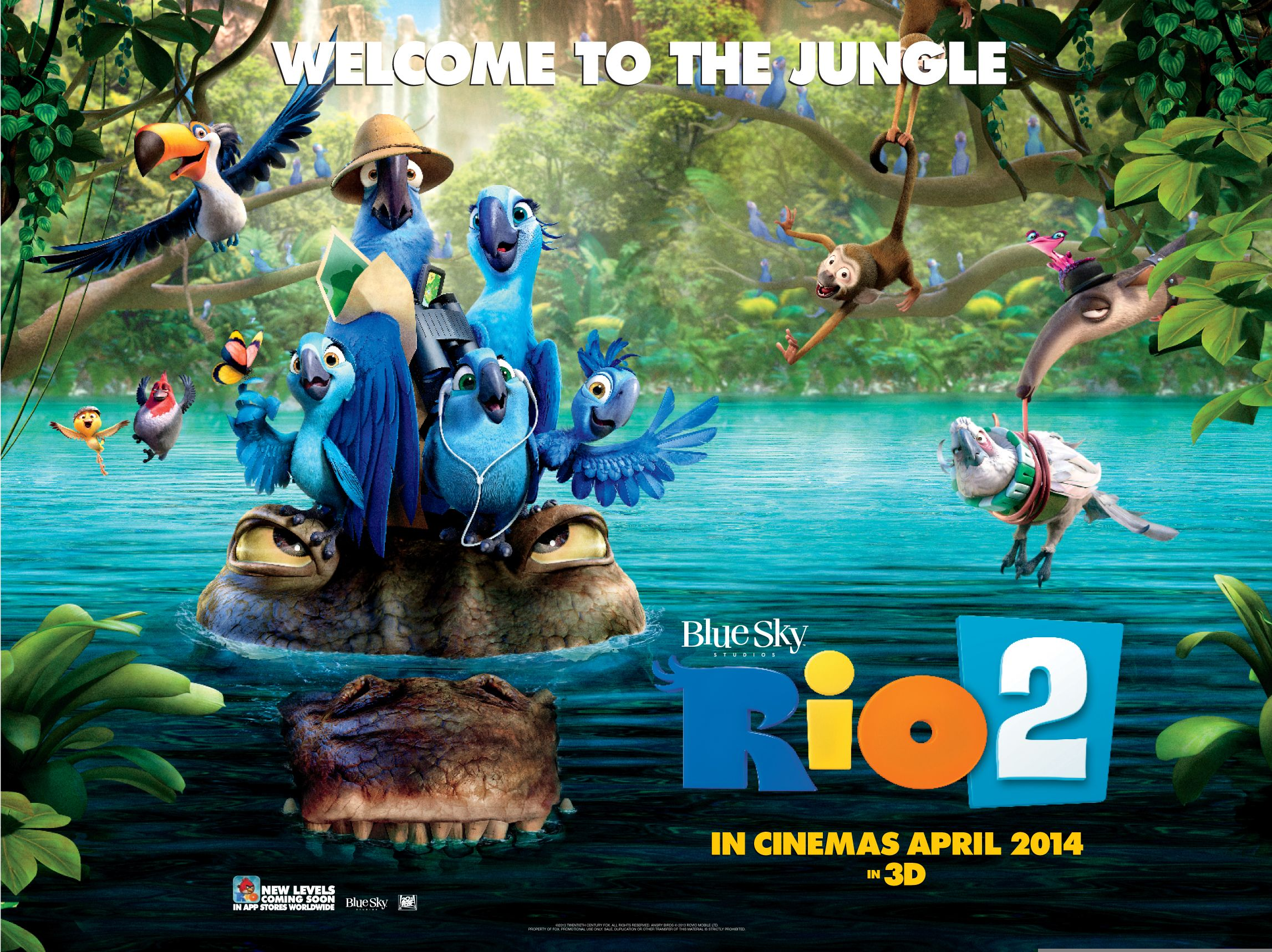 Rio 2 Image 6 Pins By Onlinepaydayloans Pw Rio 2 Rio Movie
