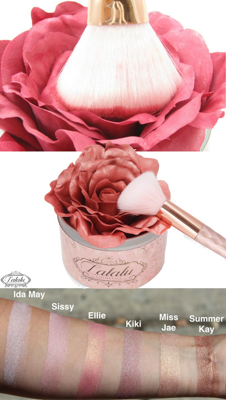 Best Makeup Highlighter! Dip your makeup brush into a rose