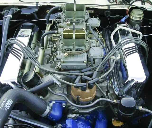 Ford 427 Ford Motor Ford Racing Performance Engines