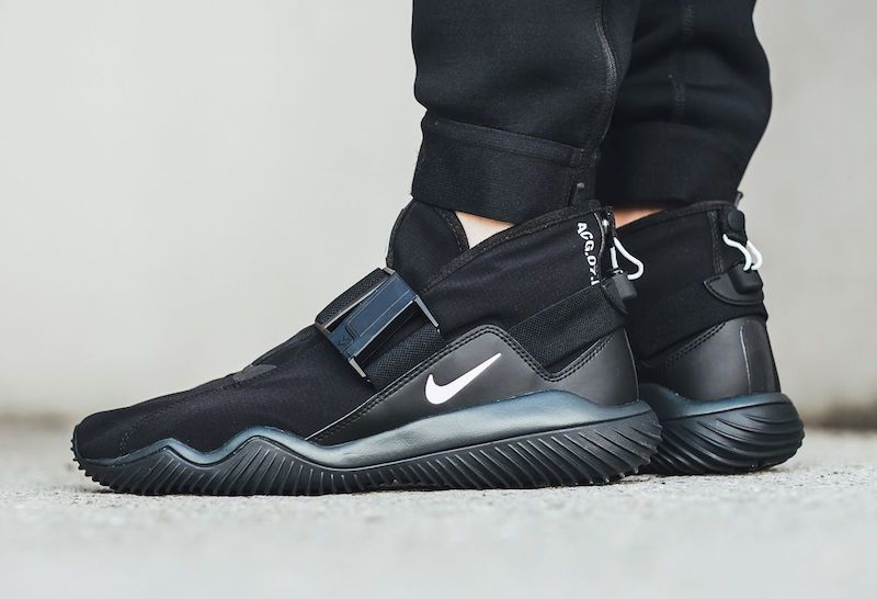 let's take a good close view at Nike's new launch named the NikeLAB ACG 07  KMTR Black Style code: