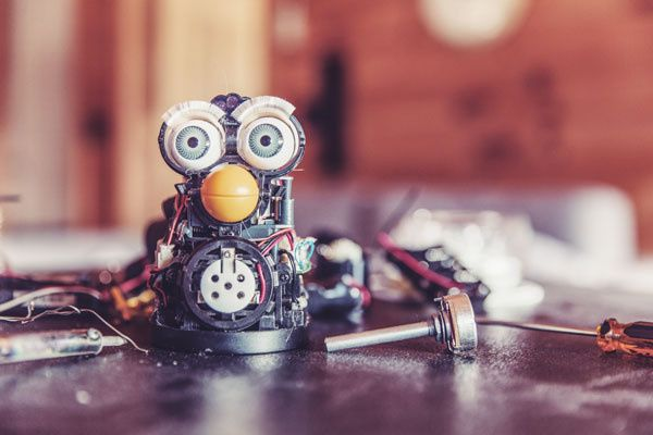 Robot in Free Stock Photo