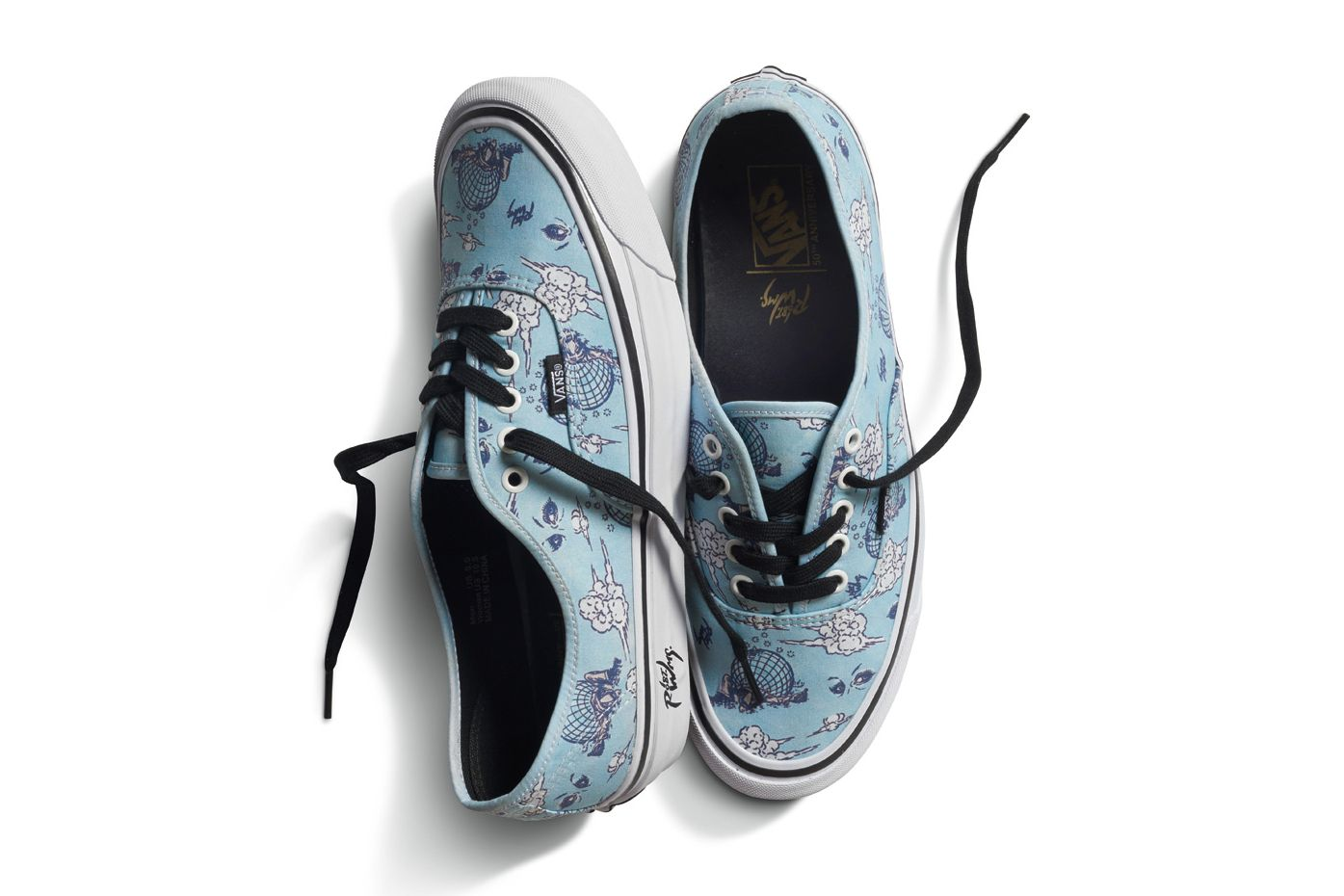 d731ac85e7 Vans Vault Taps Robert Williams for Limited Edition Collaboration ...