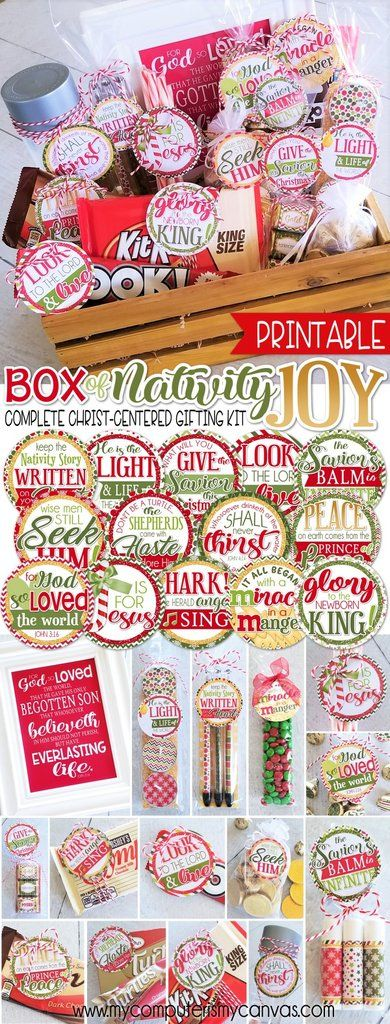12 days of christmas themed gift ideas