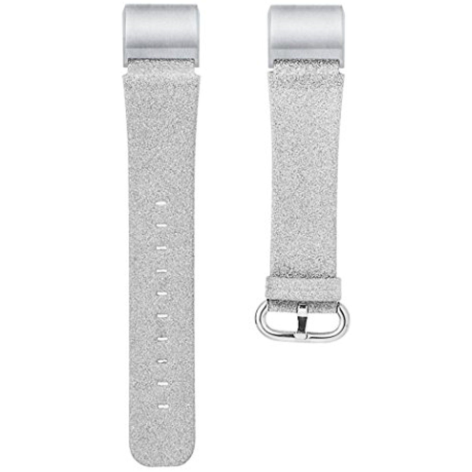 Yrd tech fitbit charge sparkling leather band bracelet adjustable