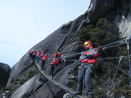 What You Need To Know The world's highest Via Ferrata certified by Guinness World Records™(Grade: French AD, Italian 3C) If you have climbed Mt. Kinabalu before, you really need to… Read more