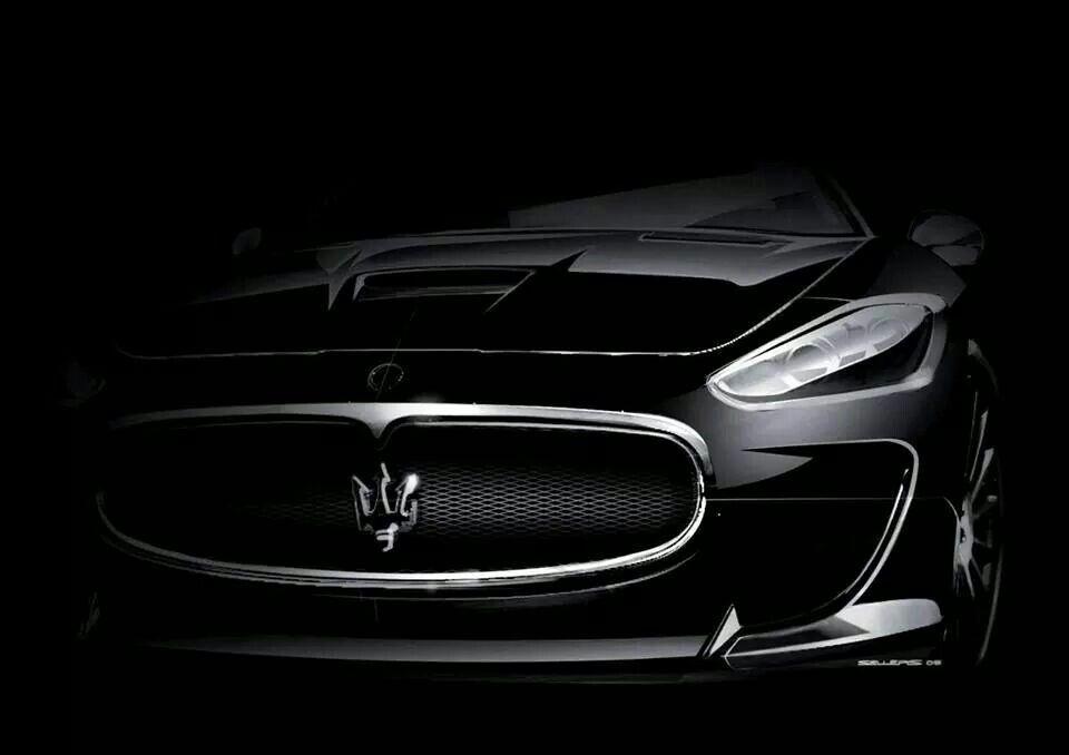 Maserati Maserati granturismo, Maserati, Super sport cars