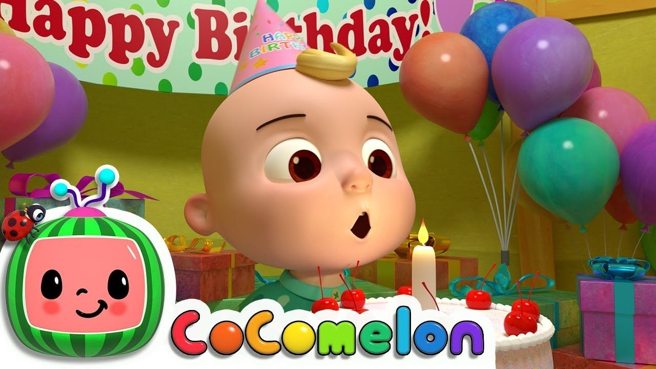 Happy Birthday Song Nursery Rhymes & Kids