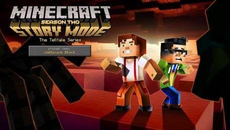 Minecraft Story Mode Dritte Episode Zur Season Two Ist Ab Sofort - Minecraft spielen sofort