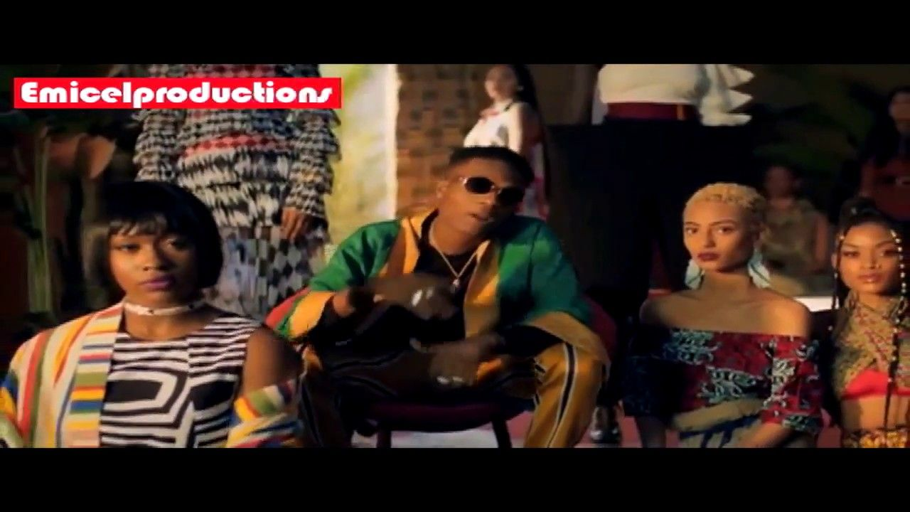 Wizkid Video Wizkid Ft Davido Naija All The Way Official Music Video Videos