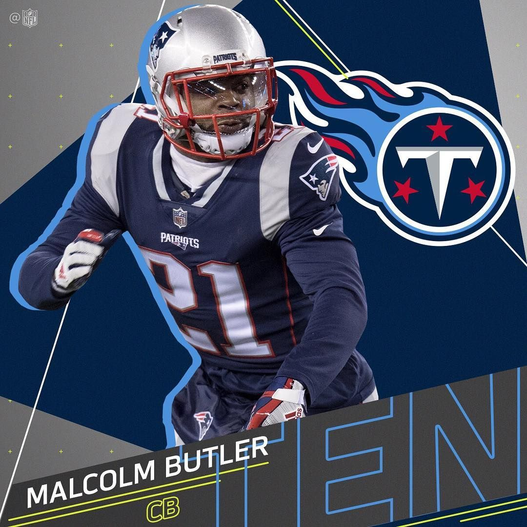 new arrival 0ad44 83d0d titans signing CB Malcolm Butler to five-year, $61M contract ...