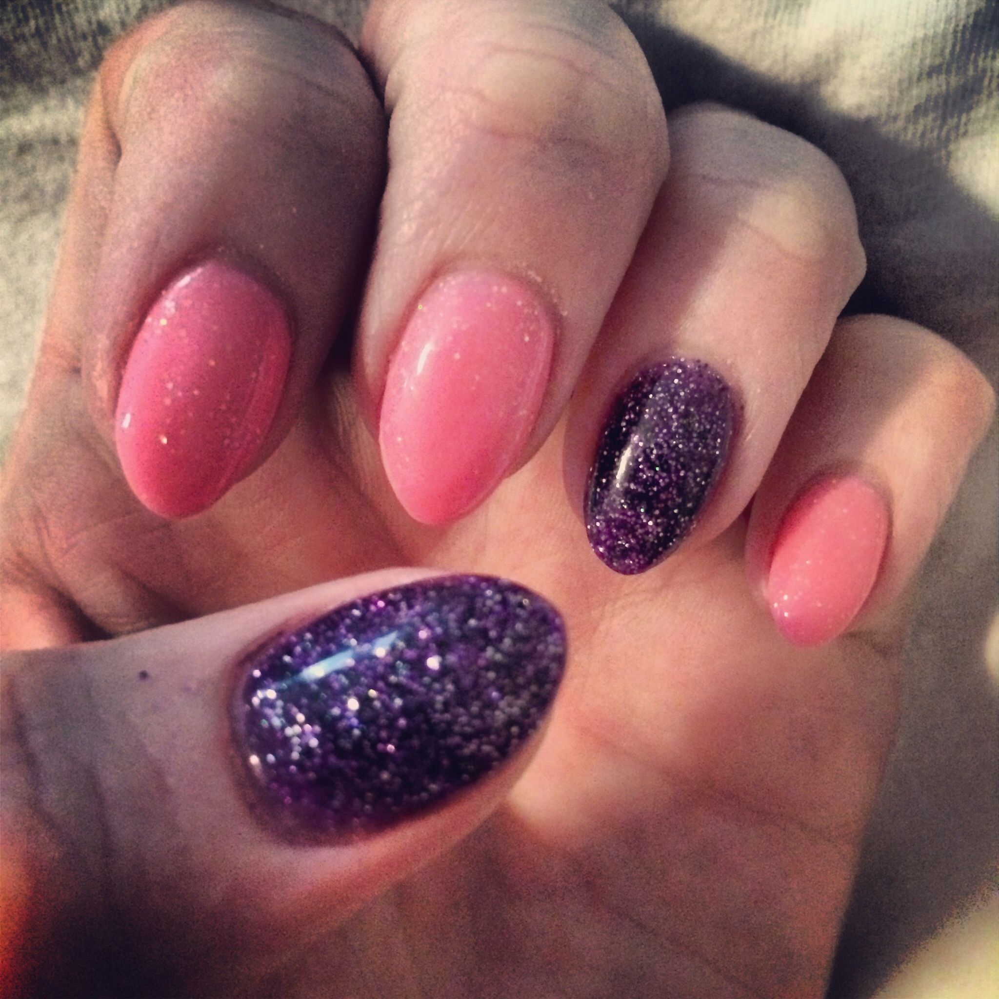 Almond nail shape | Nail polish | Pinterest | Almond nails ...