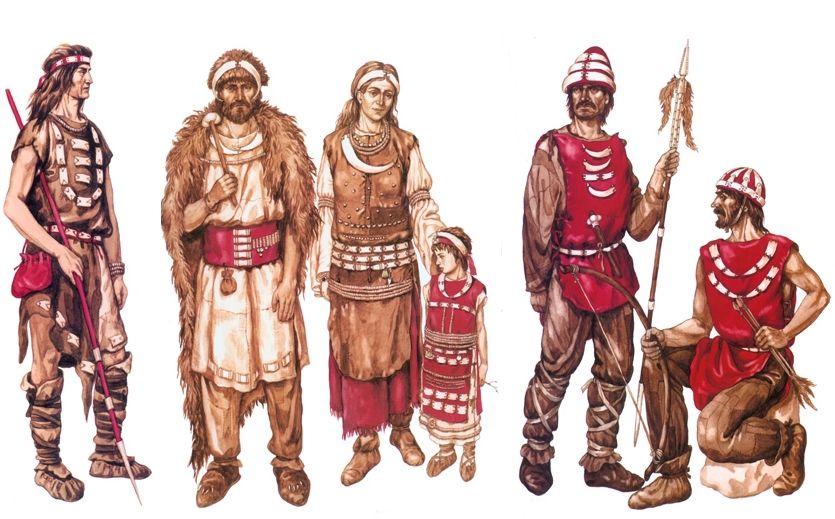 Неолит: культурный герой земледельцев и скотоводов (10 – 4 тыс.лет ...