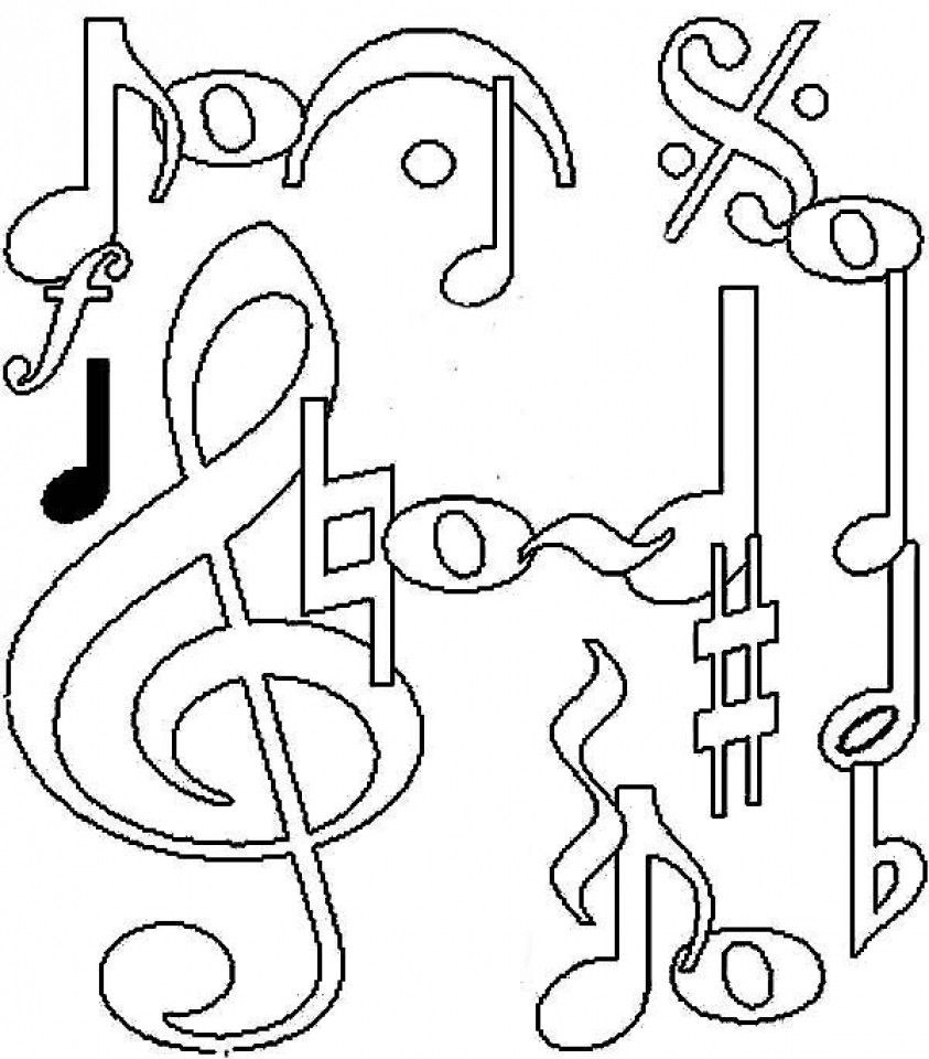 These Are The Best Printable Music Coloring Pages For Kindergarten Download And Save This Ideas Ab Music Coloring Coloring Pages Free Printable Coloring Pages [ 960 x 843 Pixel ]