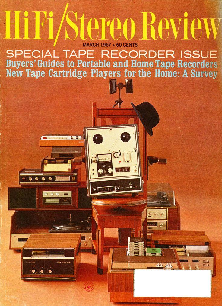 Phantom Productions Reel To Reel Tape Recorder 1908 Ad Collection Hifi Stereo Hifi Vintage Radio