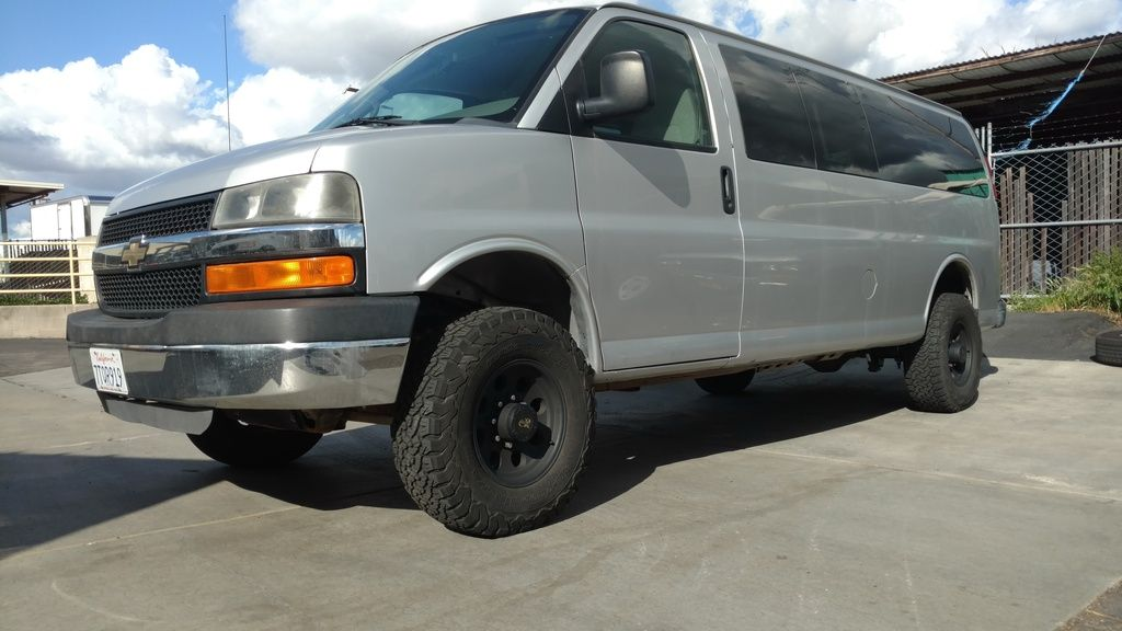 Let S See Your Chevy Express Page 7 Sportsmobile Forum