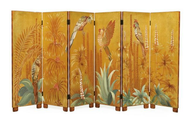 paravent art d co en laque de jean dunand screens pinterest screens art deco and