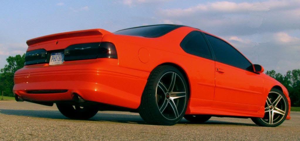 44++ Custom 1997 ford thunderbird ideas