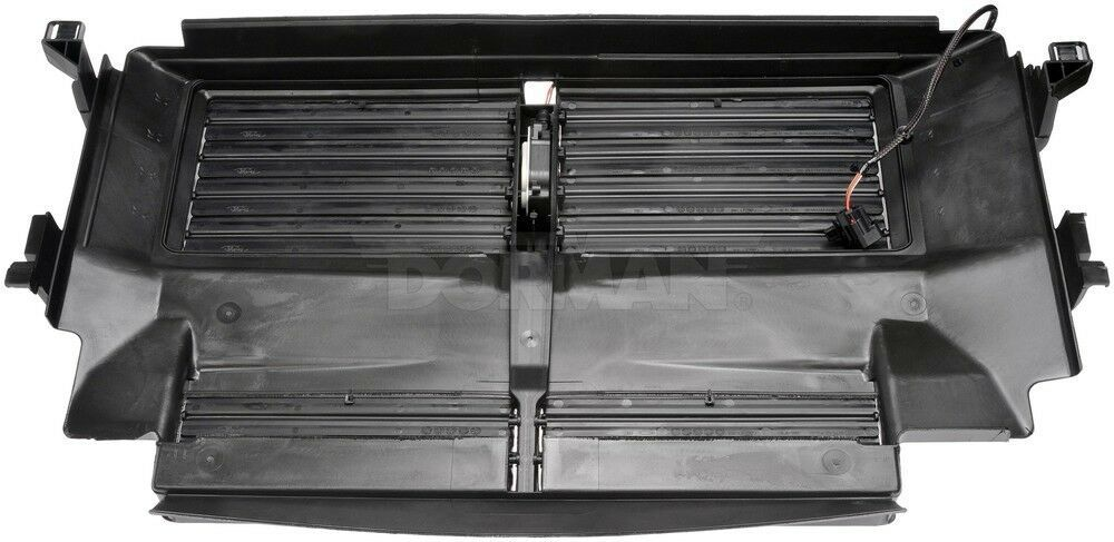 Details About Radiator Shutter Assembly Dorman 601 316 Fits 12 14