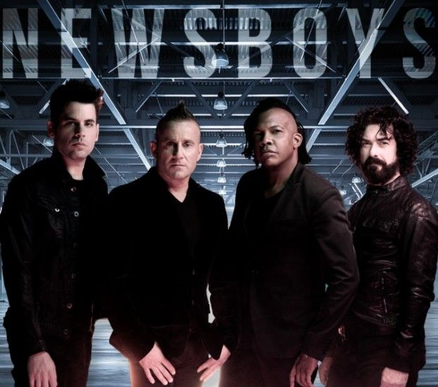 The newsboys christian band