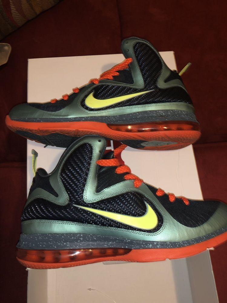 369563f55cd5f2 Nike LeBron 9 cannon size 12  fashion  clothing  shoes  accessories   mensshoes  athleticshoes (ebay link)